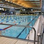 Swimming race — Stock Photo #3685054