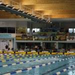Swimming race — Stock Photo #3685089