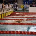 Swimming race — Stock Photo #3685344