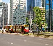Warsaw, Poland — Stock Photo