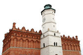Old town hall in Sandomierz, Poland. — Stock Photo