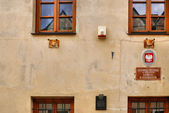 The old synagogue in Sandomierz, Poland — ストック写真