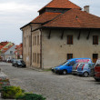Stock Photo: Old synagogue in Sandomierz, Poland