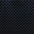Black rubber texture - Foto Stock
