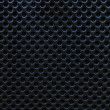 Stock Photo: Black rubber texture