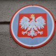 Stock Photo: Old polish eagle