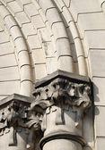 Antigua columna — Foto de Stock