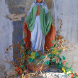 Stock Photo: Holy mary statue