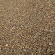 Gravel background texture — Stock Photo