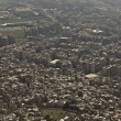 View of Damascus from a height — Stock Photo
