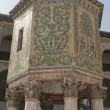 Stock Photo: Umayyad Mosque, decorative detail, Damascus