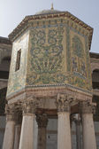 Umayyad Mosque, a decorative detail, Damascus — Stock Photo