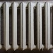 Old-fashioned heat radiator — Stock Photo #2816612