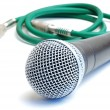 Royalty-Free Stock Photo: Microphone