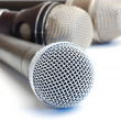 Microphones — Stock Photo #3203098