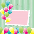 Royalty-Free Stock Vector Image: Congratulation Background. vector illustration