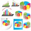 Royalty-Free Stock Vector Image: Business statistics. vector illustration