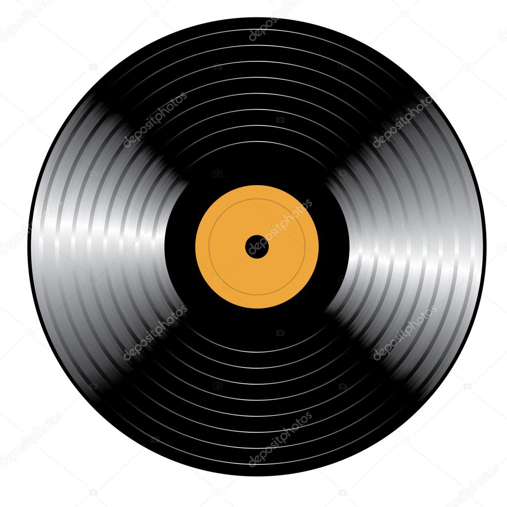 Are Vintage vinyl record