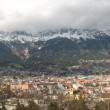 Innsbruck Panorama — Stock Photo