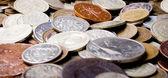Lote de monedas — Foto de Stock