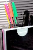 Office pens — Foto de Stock
