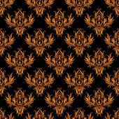 Vintage pattern. Vector illustration — Stock Vector