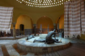 Turkish bath in acre israel — Stock Photo