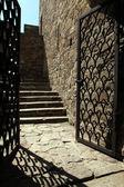 ジェノバの要塞の遺跡 — ストック写真