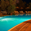 Swimming Pool At Night — Stock Photo #3561730