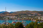 Harbour In Bodrum — Stock Photo