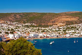White Houses In Bodrum — Stock Photo