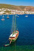 Yachts In Bodrum — Stock Photo