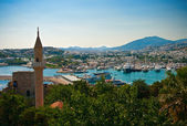 Bodrum City — Stock Photo
