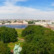 Panorama of Saint-Petersburg — Stock Photo