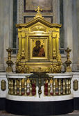 Altar In St Isaac's Cathedral — Stock Photo