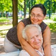 Royalty-Free Stock Photo: Mature Couple In Love