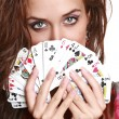 Stock Photo: Fortuneteller