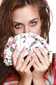 Fortuneteller — Stock Photo