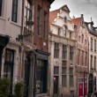 Brussels old town - Stock Photo