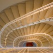 Foto Stock: Staircase in modern hotel
