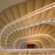 Staircase in modern hotel — Stock Photo #3910708