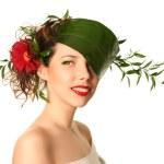 Spring-woman — Stock Photo #2789442