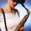 Music instrument — Stock Photo #2840077