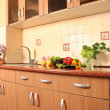 Foto Stock: Cosy kitchen