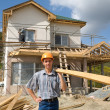 Stock Photo: builder