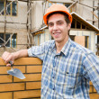 Bricklayer — Stock Photo #2717789