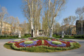 Park Zrinjevac in Zagreb — Stock Photo