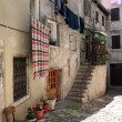 Stone street of Rovinj, Croatia — Stock Photo #3274259