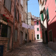 Street of Rovinj, Croatia — Stock Photo #3274295