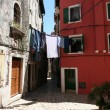 Street of Rovinj, Croatia — Stock Photo #3274306